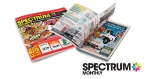 direct mail spectrum monthly fb