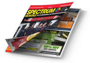 Spectrum Monthly Coupon Book