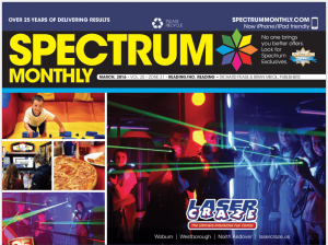 spectrum monthly cover