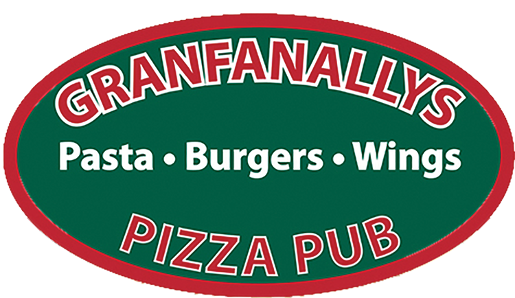 Granfanally's Pizza Pub logo