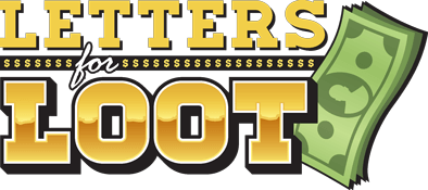 Letters for Loot logo