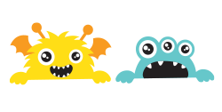 find the monsters october contest